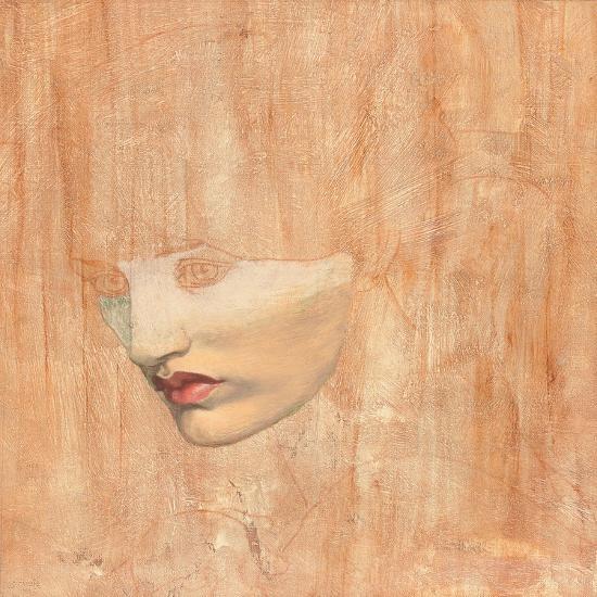 Head of Proserpine, 1872-Dante Gabriel Charles Rossetti-Giclee Print