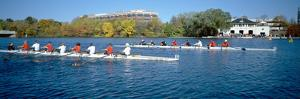 Head of the Charles Rowing Festival, Cambridge/Boston, Massachusetts