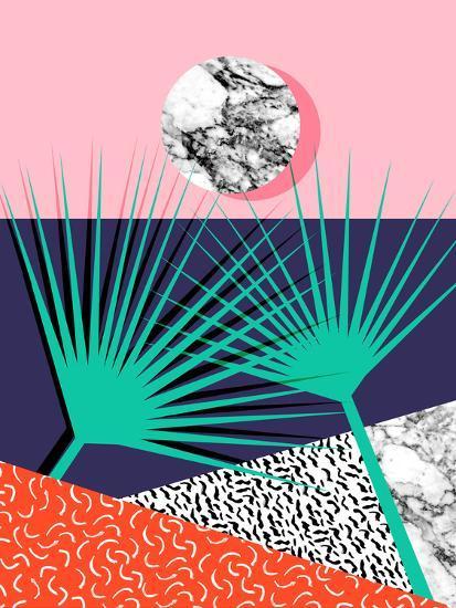 Head Rush-Wacka Designs-Art Print