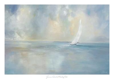 Heading Out-Joanne Parent-Art Print