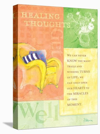 Healing Thoughts-Flavia Weedn-Stretched Canvas Print