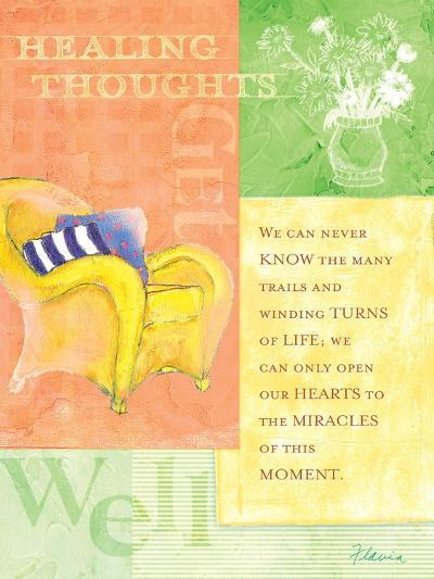 Healing Thoughts-Flavia Weedn-Giclee Print