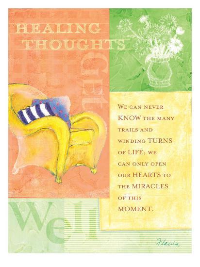 Healing Thoughts-Flavia Weedn-Giclee Print
