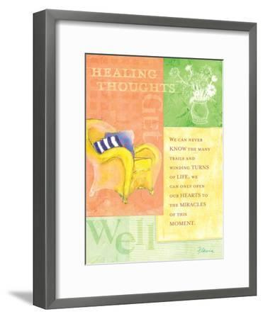 Healing Thoughts-Flavia Weedn-Framed Giclee Print