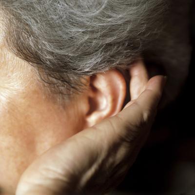 Hearing Loss-Cristina-Photographic Print