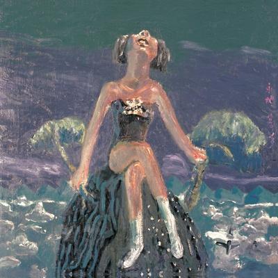 Hearing the Wind-Zhang Yong Xu-Premium Giclee Print