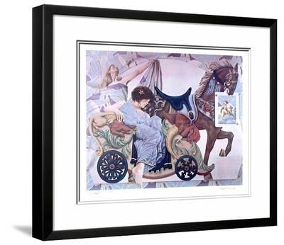 Heart Dream-Robert Anderson-Limited Edition Framed Print