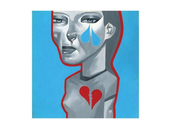 Heart Failure-Thomas Fuchs-Giclee Print