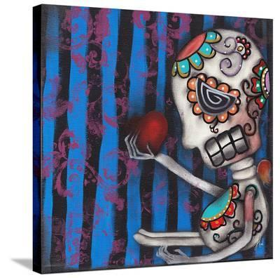 Heart Of Mine-Abril Andrade-Stretched Canvas Print