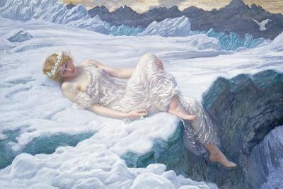 Heart of Snow, 1907-Edward Robert Hughes-Giclee Print