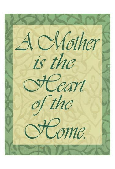 Heart of The Home-Smith Haynes-Art Print