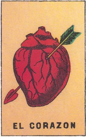 Heart Pierced by Arrow