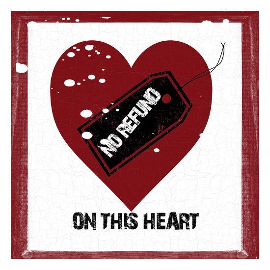 Heart To Keep-Sheldon Lewis-Art Print