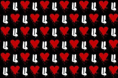 Heart U-Roseanne Jones-Giclee Print