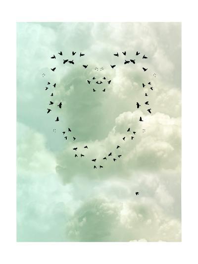 Heart-justdd-Art Print
