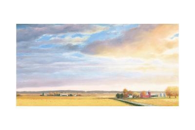 Heartland Landscape Sky-James Wiens-Art Print