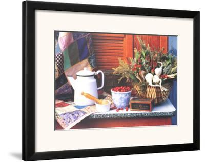 Heartland-Harvey Edwards-Framed Art Print