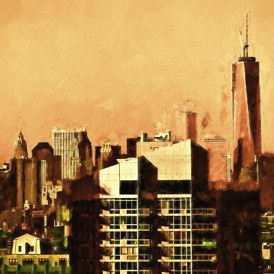 Heat in Town-Philippe Hugonnard-Giclee Print