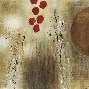 Autumn Moon II by Heather Mcalpine
