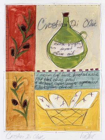 Crostini Di Olive