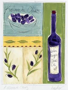 Kalamata Olive by Heather Ramsey