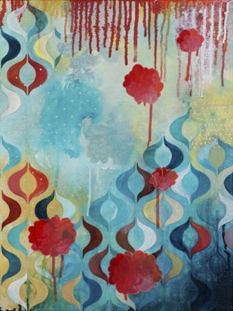 Ebullience II by Heather Robinson