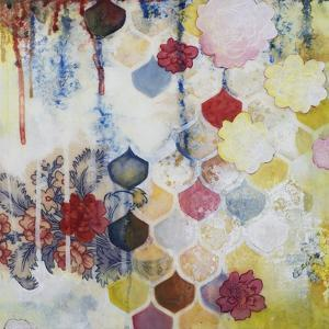 Fishscale Blossoms by Heather Robinson