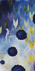 Serene Pleasures I by Heather Robinson