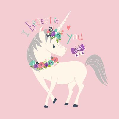 I Believe in You Unicorn