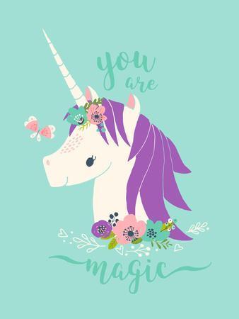 You are Magic Unicorn