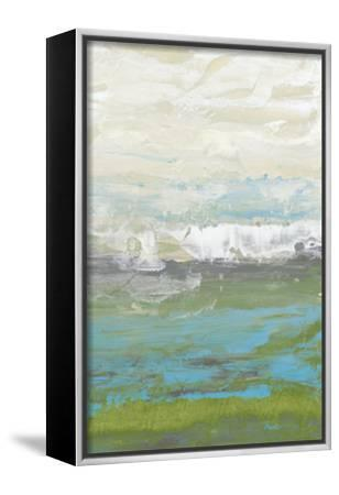 Heather Seas II-Jennifer Goldberger-Framed Canvas Print