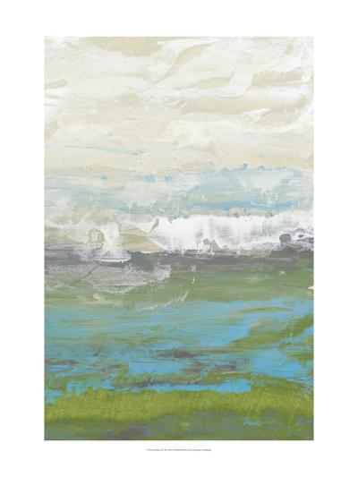 Heather Seas II-Jennifer Goldberger-Art Print