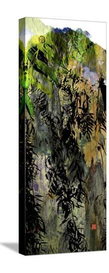 Heaven and Earth II-Suzanne Silk-Stretched Canvas Print