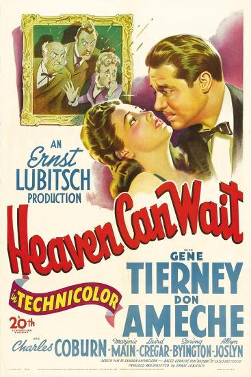 Heaven Can Wait, 1943--Giclee Print