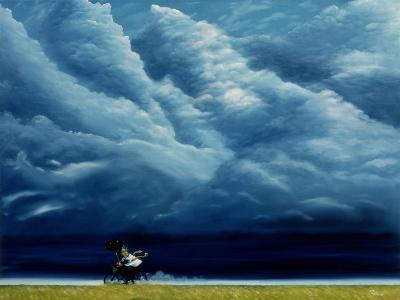 Heaven Can Wait-Stephane Poulin-Giclee Print
