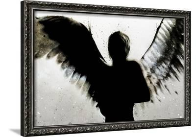 Heaven in Her Arms-Alex Cherry-Framed Giclee Print