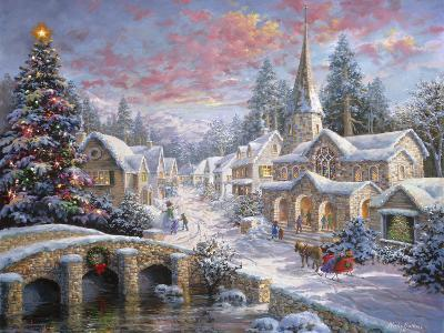 Heaven on Earth-Nicky Boehme-Giclee Print