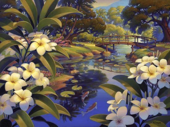 Heaven Scent-Kerne Erickson-Art Print