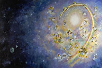 Heaven-Bill Bell-Giclee Print