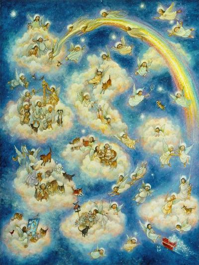 Heavenly Days-Bill Bell-Giclee Print