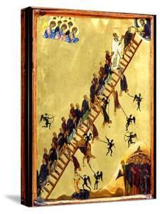 Heavenly Ladder of Saint John Climacus, 12th century