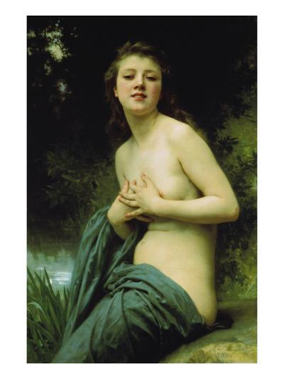 Heavenly Spring, 1895-William Adolphe Bouguereau-Giclee Print