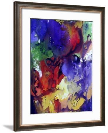 Heavens 3-Ruth Palmer 3-Framed Art Print