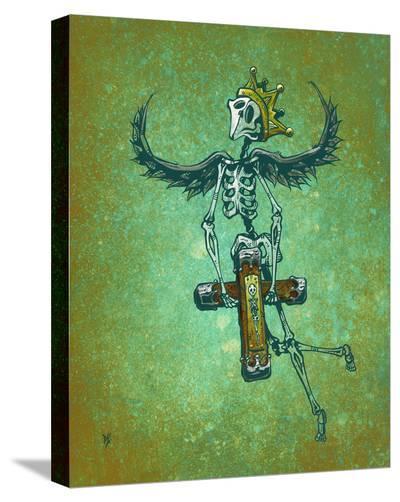 Heavy Burden-David Lozeau-Stretched Canvas Print