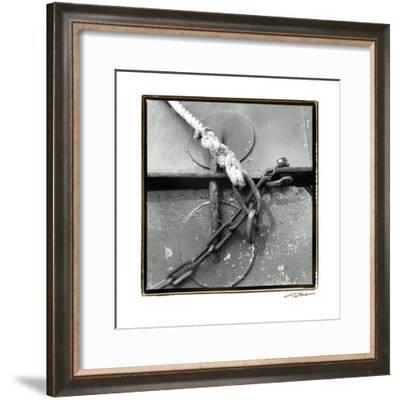 Heavy Metal I-Laura Denardo-Framed Art Print