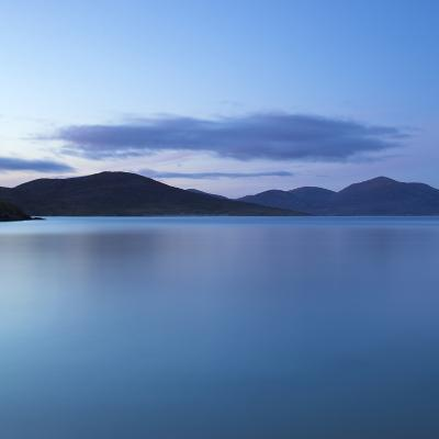 Hebridean Twilight-Doug Chinnery-Photographic Print