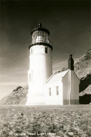 Heceta Head Lighthouse--Art Print