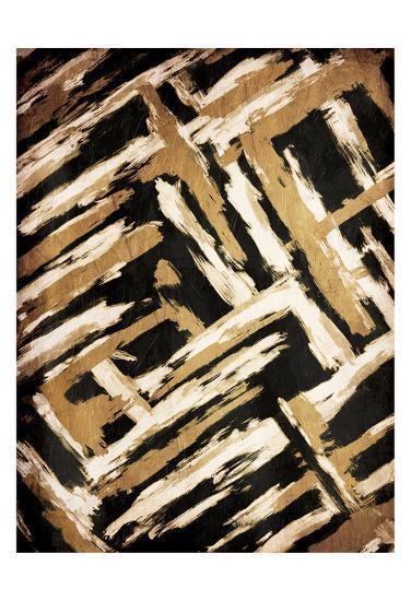 Hectic Maze-OnRei-Art Print