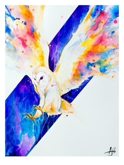 Hector (c) Marc Allante-Marc Allante-Art Print