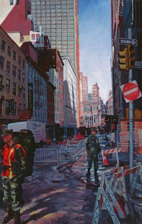 Ground Zero I, 2002 by Hector McDonnell